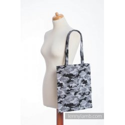 LennyLamb Bag Grey Camo