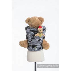 LennyLamb Doll Carriers Grey Camo