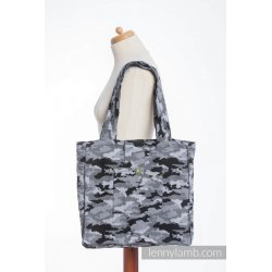 LennyLamb Shoulder Bag - Grey Camo