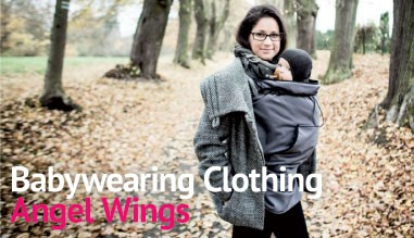Angel Wings Babywearing Clothing