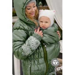 Diva Milano babywearing winter coat 3 in 1 Pino