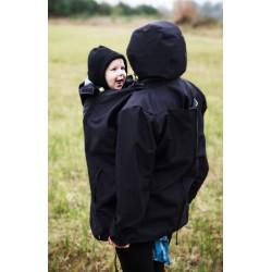 LennyLamb Nosící kabát - černý