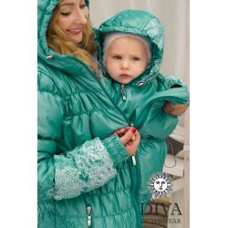 Diva Milano zimní kabát 3v1 Laguna