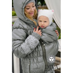 Diva Milano zimní kabát 3v1 Pietra