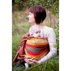 LennyLamb ring sling Autumn