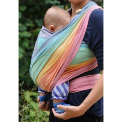 Girasol Light Rainbow diamond weave