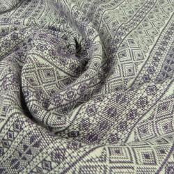 Didymos Prima Violet - white