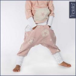 Fidella Outer Space Rose - dětské kalhoty