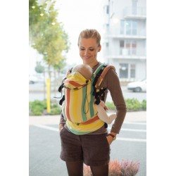 LennyLamb ergonomic carrier Sunny Smile