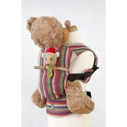 LennyLamb dětské nosítko pro panenky Desert Rose