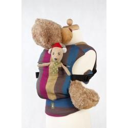 LennyLamb dětské nosítko pro panenky Forest Meadow