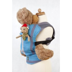 LennyLamb dětské nosítko pro panenky Misty Morning