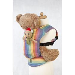 LennyLamb dětské nosítko pro panenky Sunrise rainbow