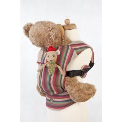 LennyLamb dětské nosítko pro panenky Sand Valley
