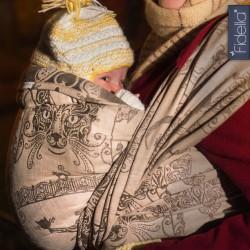 Fidella Feline -almond- (wool)