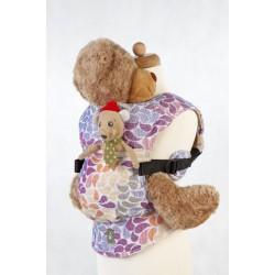 LennyLamb dětské nosítko pro panenky Romantic Lace