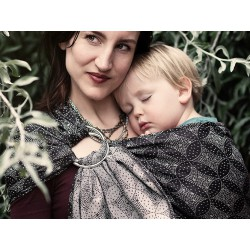 Oscha ring-sling Starry Night Midnight