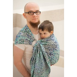 LennyLamb ring-sling Colors Of Heaven