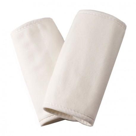 Ergobaby teething pads - cream