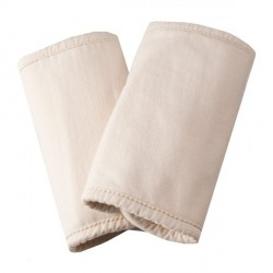 Ergobaby teething pads - Organic- Natural