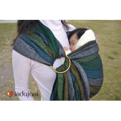 Indajani Ring Sling Iyu Forest