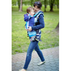 LennyLamb ergonomic carrier Finnish Diamond - for rent
