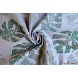 BabyMonkey Ring Sling - Rainforest - Rosemary