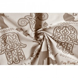 Baby Monkey Ring Sling - Fatima - Cinnamon