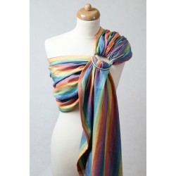 LennyLamb ring-sling Sunrise Rainbow