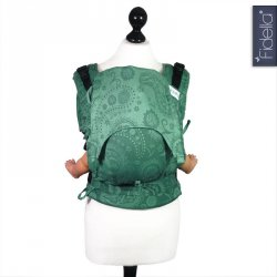 Fidella Fusion babycarrier with buckles -Persian Paisley Jungle