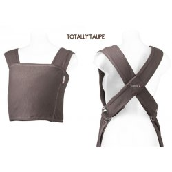 Ergonomic Babycarrier Caboo Tottally Taupe