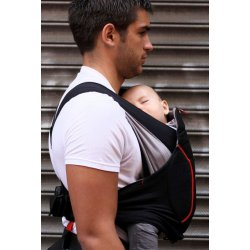 Ergonomic Babycarrier Caboo DX