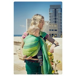 Natibaby Ring-sling Avocado