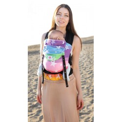 kokadi baby carrier - Rainbow Stars - for rent