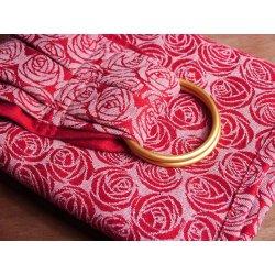 Oscha ring-sling Roses Eros