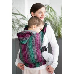 LennyLamb ergonomic carrier LittleLove Orchid