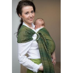 LennyLamb Ring sling LittleLove Lemon Tree