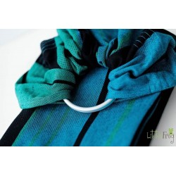 Little Frog ring-sling Chrysocolla