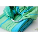 Little Frog ring-sling Turquoise