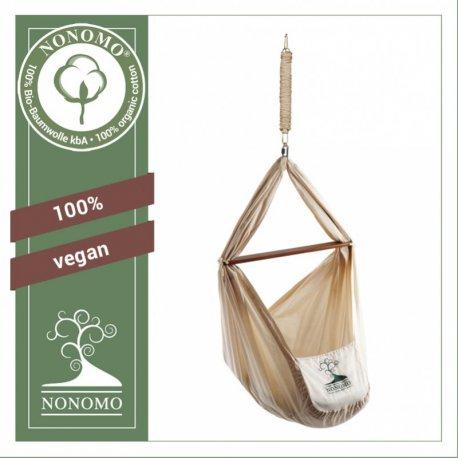 NONOMO Baby Hammock -premium- Organic cotton vegan