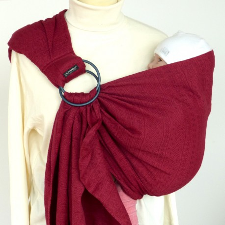 Didymos ring-sling Indio Rubin Red
