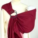 Didymos ring-sling Prima Rubin Red
