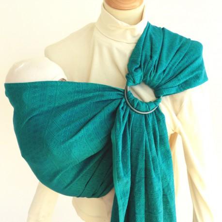 Didymos ring-sling Indio Emerald