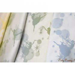 Baby Monkey Ring Sling - Shade Collection - Dancing Fairy - Blossom