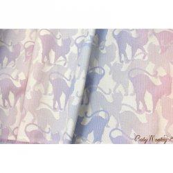 BabyMonkey Ring Sling - Shade Collection - CatLike - Serenity