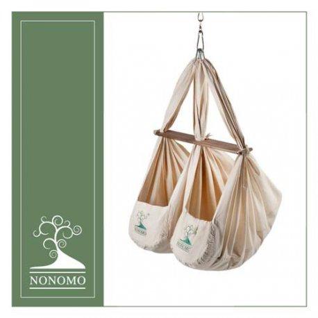 NONOMO Baby Hammock - for twins