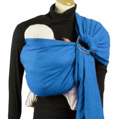 Didymos ring-sling Lisca azzurro