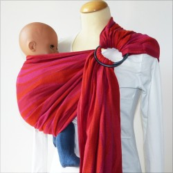 Didymos ring-sling Waves Garnet