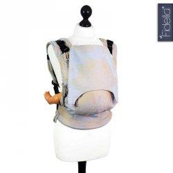 Fidella Fusion ergonomické nosítko s přezkami - Venetian Mask - powder blue