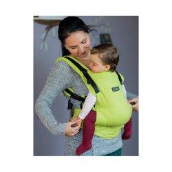Isara ergonomické nosítko V3 Lime Green - šátkové